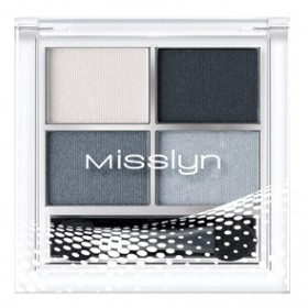 Misslyn Quattro Powder Eyeshadow