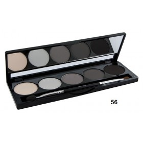 Paleta cieni IsaDora Eye Shadow Palette