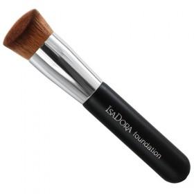 Pędzel do twarzy IsaDora Foundation Brush