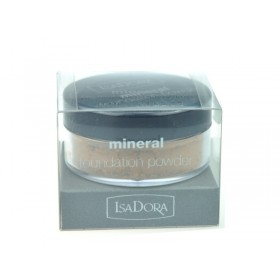IsaDora Mineral Foundation Powder puder mineralny