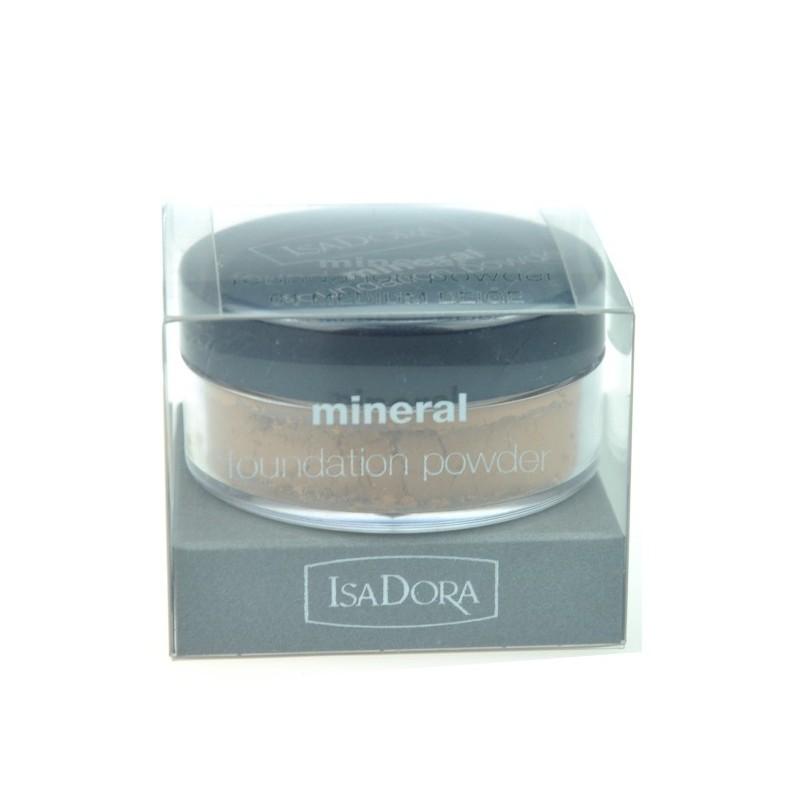 IsaDora Mineral Foundation Powder puder mineralny