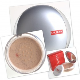 PUPA - Silk Touch Loose Powder