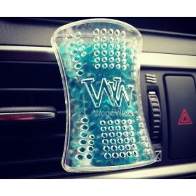 WOODWICK® Zapach do samochodu - DEW DROPS