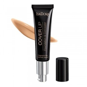 IsaDora Cover Up Foundation...