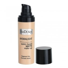 IsaDora Hydralight Matte  water-based 30 ml