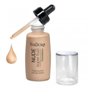 IsaDora Nude Super Fluid  30ml