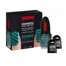 Pupa Magnetic Nail Art Kit - Magnetyczny Lakier do Paznokci